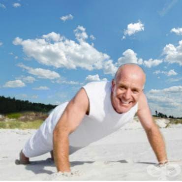 Защо мъжете и жените над 40 се нуждаят от силови тренировки? - изображение