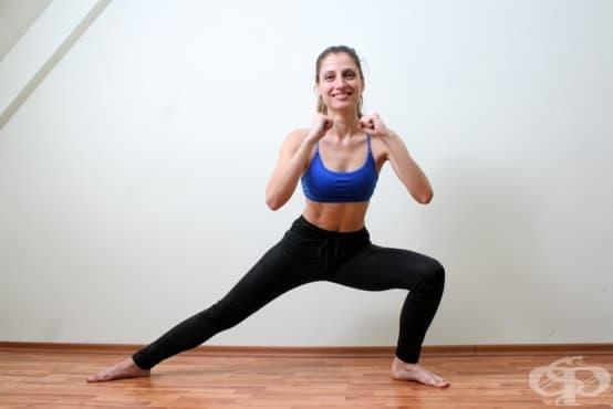 4 упражнения за тонизиране на слабоактивните мускули на бедрата и седалището - изображение