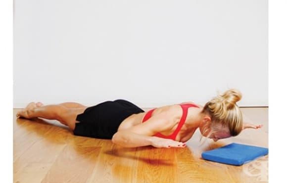 Упражнения при болки в раменната става и намалена подвижност - изображение