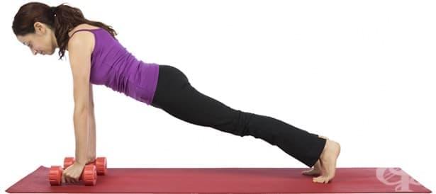Упражнения за гръб в домашни условия за начинаещи - изображение
