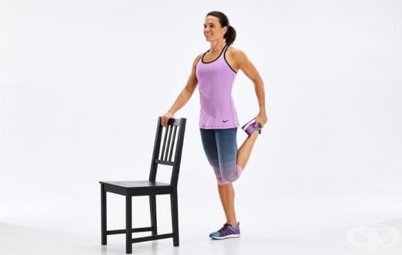 5 упражнения за коленете, с които да намалите болките при ходене - изображение