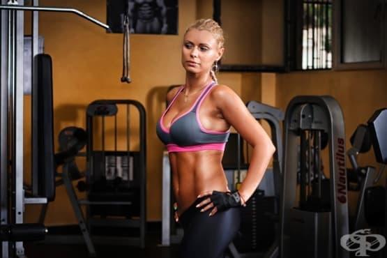 Ефективни упражнения за корем за жени, които може да правите вкъщи - изображение