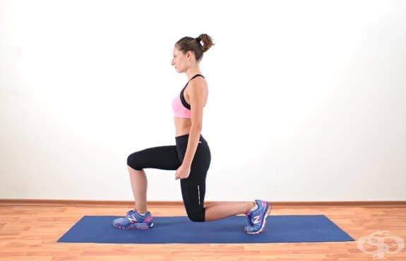 Лесни упражнения за крака и дупе, които да правите вкъщи - изображение