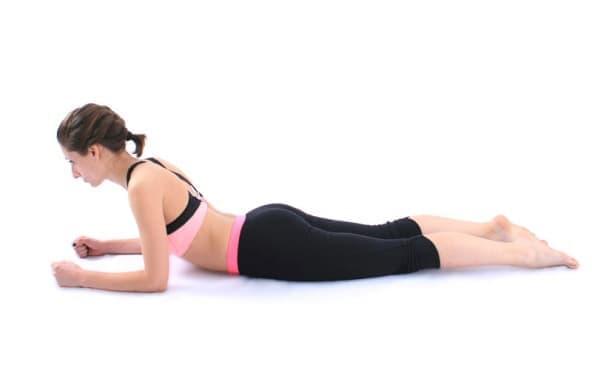 Упражнения за първа помощ при остра болка в кръста (сецване) - изображение