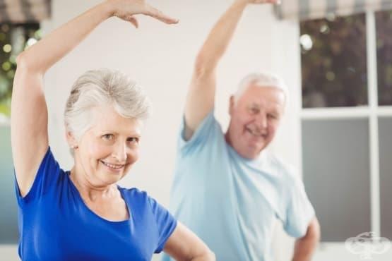 Упражнения за подобряване на ставната подвижност - изображение