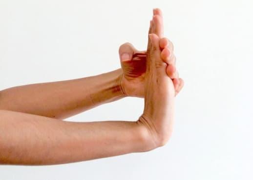 Упражнения за предпазване от травми на китката - изображение