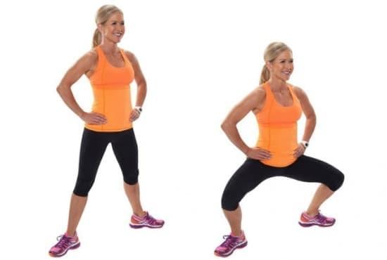 5 упражнения при често пукащи и щракащи колене - изображение