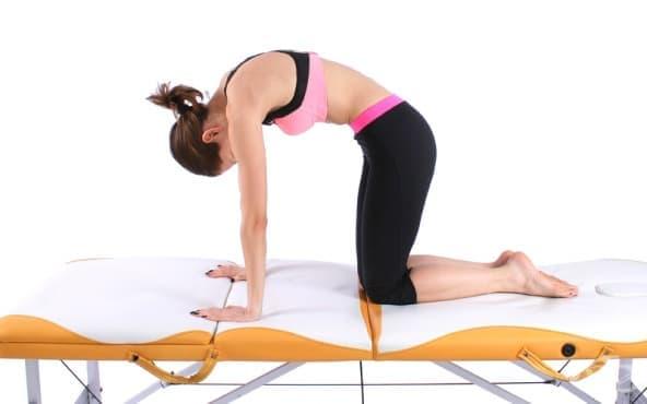 Kомплекс от упражнения при радикулит и болка в кръста в острия период (втори етап) - изображение