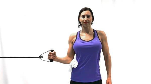 Упражнения при раменна нестабилност - изображение