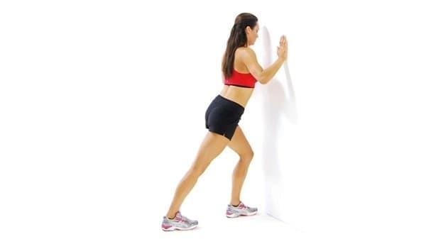 Упражнения след разтежение на прасеца - изображение