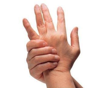 Упражнения при артрозни изменения и болка в ставите на ръката - изображение