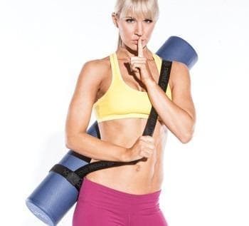 Упражнения с фоумролер за отпускане и възстановяване на мускулите - изображение