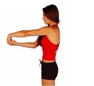 Упражнения при латерален епикондилит (тенис лакът) - изображение