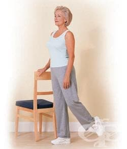 Упражнения срещу остеопороза за всеки ден - изображение