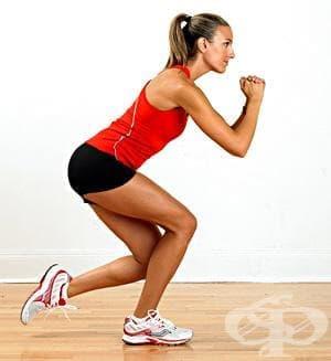 Упражнения за укрепване на коленните стави при бегачи - изображение
