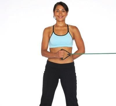 Упражнения за укрепване на мускулите ротатори на рамото (ротаторен маншон) - изображение