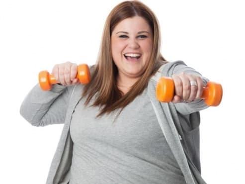 6 упражнения за хора с наднормено тегло - изображение