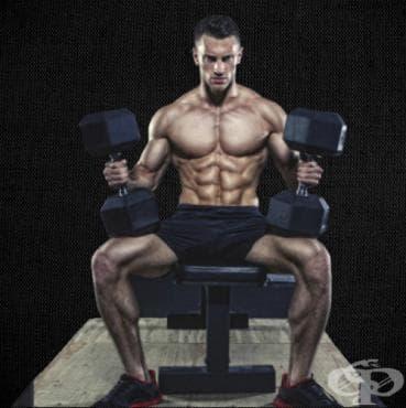 Тренировка за корем без упражнения за корем - изображение