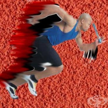 Тренировка за подобряване на скоростта при спринт - изображение