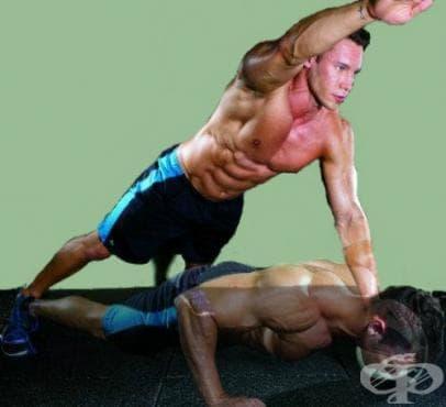 Супермен - върховното упражнение за коремна мускулатура - изображение