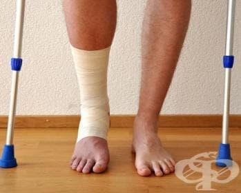 Възстановяване след навяхване на глезена при спортисти - изображение