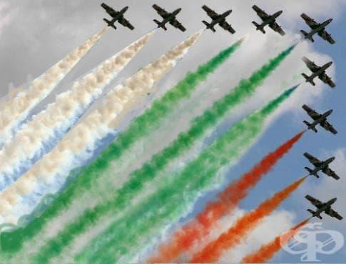 Висш пилотаж - изображение