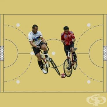 Велобол - изображение