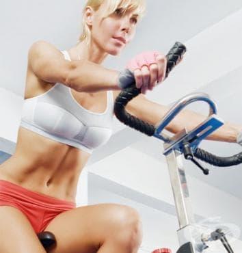 Велоергометър за добра визия и здраво сърце - изображение