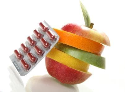 Витамини, използвани в спорта - изображение