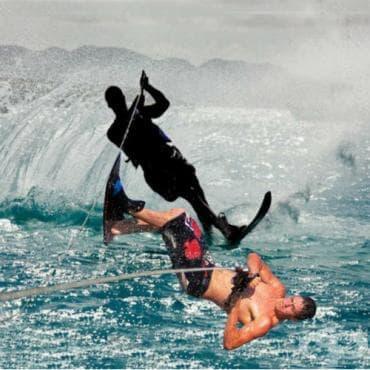 Водни ски - изображение
