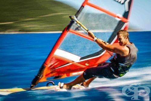 Уиндсърфинг - изображение