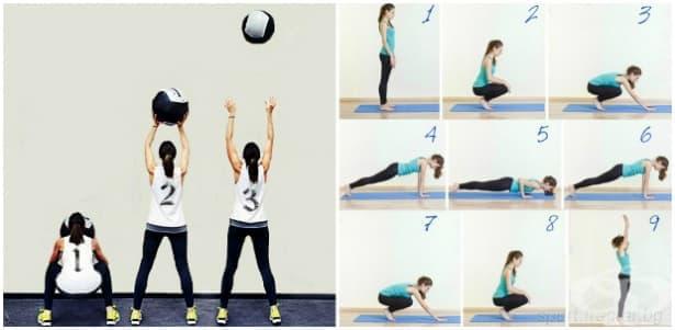 """CrossFit® тренировка за начинаещи – бърпи и """"пуканки"""" - изображение"""