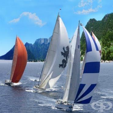 Яхтинг - изображение