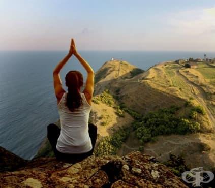 Защо лекоатлетите трябва да практикуват йога - изображение