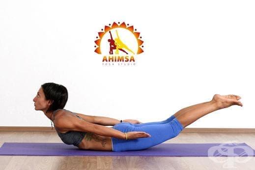 Йога практика срещу гръбначни изкривявания, лоша стойка и болки в гърба (част 2) - изображение