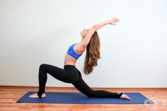 7 йога пози при болки и скованост в тазобедрените стави - изображение