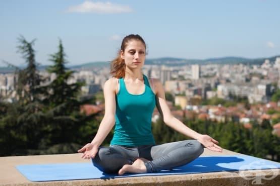 10 минути йога за релаксация, след края на работния ден - част 1 - изображение
