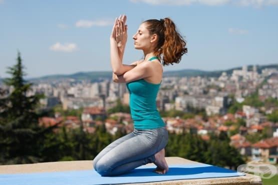 10 минути йога за релаксация, след края на работния ден - част 2 - изображение
