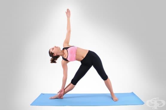 Йога упражнения, които могат да са от помощ при шум в ушите - изображение