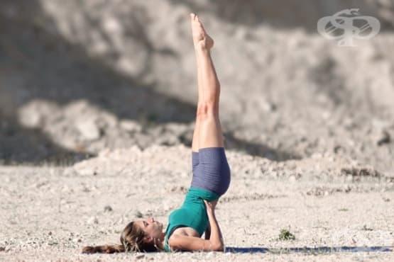 5 тибетски упражнения, с които ще изглеждате по-млади и по-слаби - изображение