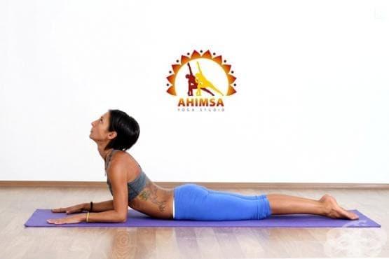 Йога упражнения срещу хронични болки в кръста - изображение