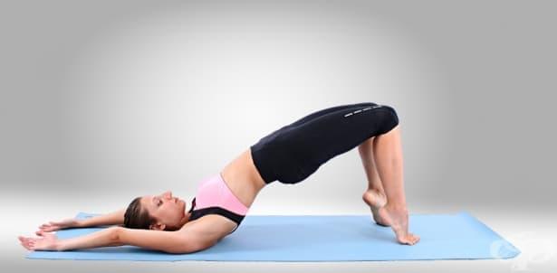 Йога упражнения за здрави кости, мускули и стави - изображение