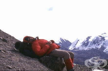 Планинска болест - изображение