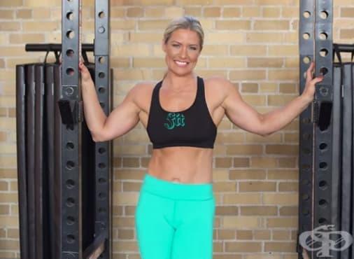 Кръгова тренировка за оформяне на тялото и силно тонизиране на мускулите само за 4 седмици - изображение