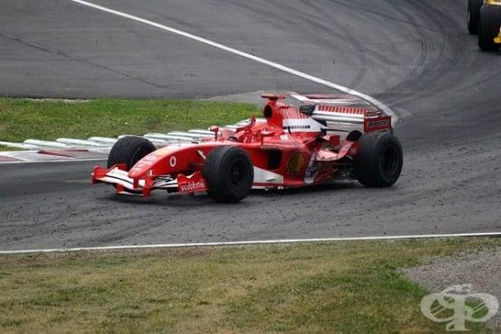 Защо автомобилните състезатели от Формула 1 са подложени на екстремно физическо натоварване  - изображение