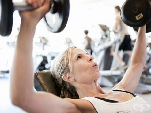 6 здравословни ползи от упражненията за сила за горната част на тялото - изображение