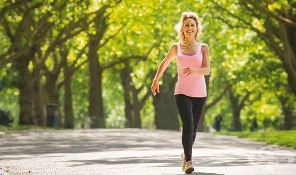 Здравословна програма за профилактика на диабет с ходене и леки упражнения - изображение