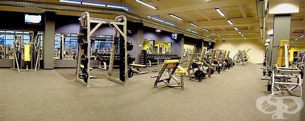 Build Fitness Center, гр. Благоевград - изображение