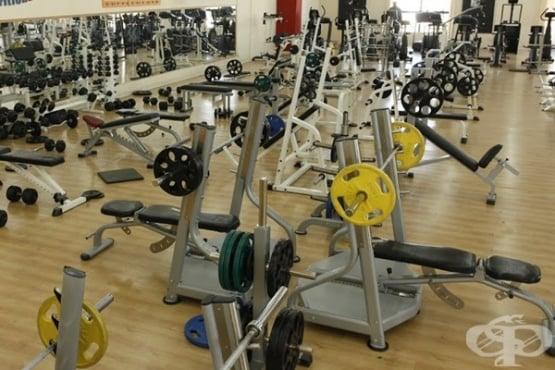 "Фитнес център ""Hard Body Gym"", гр. София - изображение"