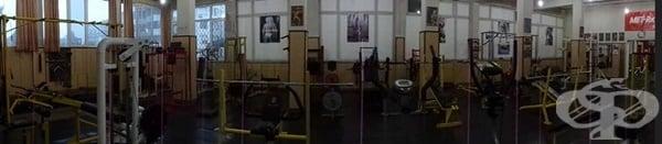 """Спортен клуб за фитнес и културизъм """"Аполон"""", гр. Харманли - изображение"""